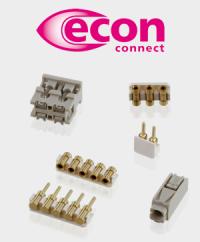 Für eine effiziente Beleuchtung: Die LED-Steckverbinder